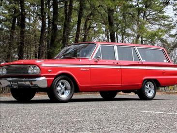 1963 Ford Fairlane Wagon For Sale On ClassicAutoNetwork com